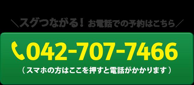 電話番号:042-707-7466